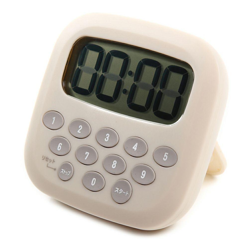 ≪メーカー直販≫ MAG(マグ) 10キータイマー デジタル カウントアップ ダウン おしゃれ キッチン 台所 TM-602 1台