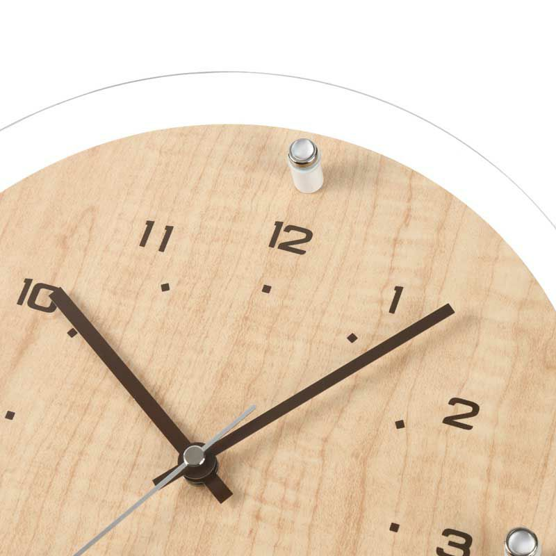 MAG(マグ) 電波振り子壁掛け時計アンティール W-473