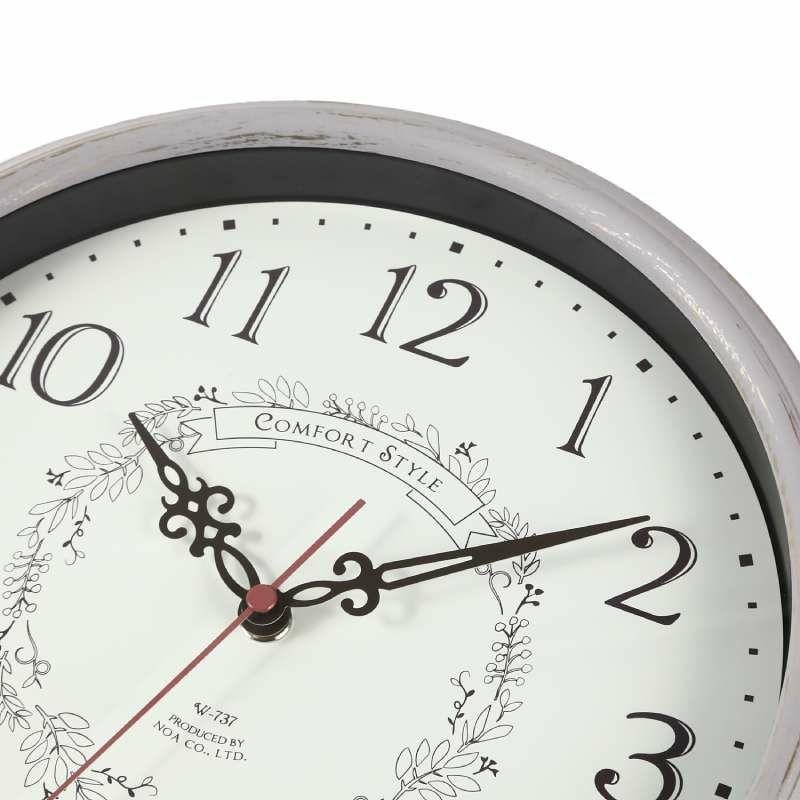 ≪メーカー直販≫ MAG(マグ) 電波 アナログ 壁掛け時計 W-737 28cm アンティーク レトロ リビング お祝い プレゼント ギフト おしゃれ 1台