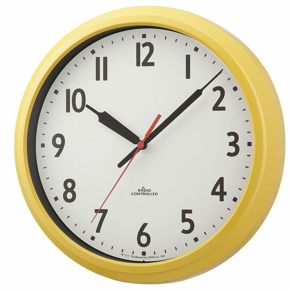 MAG(マグ) アナログ 壁 掛時計 電波 ウォールクロック モーメンタムコパン W-717 28cm リビング お祝い おしゃれ 贈り物 ギフト プレゼント 1台