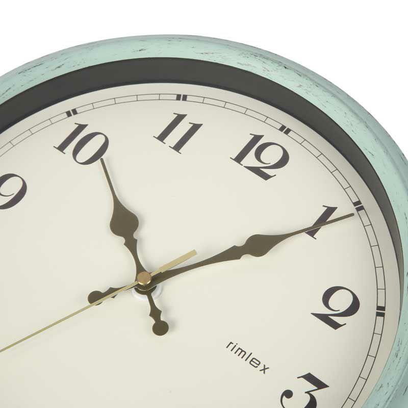 ≪メーカー直販≫ MAG(マグ) アナログ 壁掛け時計 電波時計 ウォールクロック エアリアルレトロ W-571 φ28cm アンティーク フレンチ ステップ秒針 リビング お祝い プレゼント かわいい おしゃれ 1台