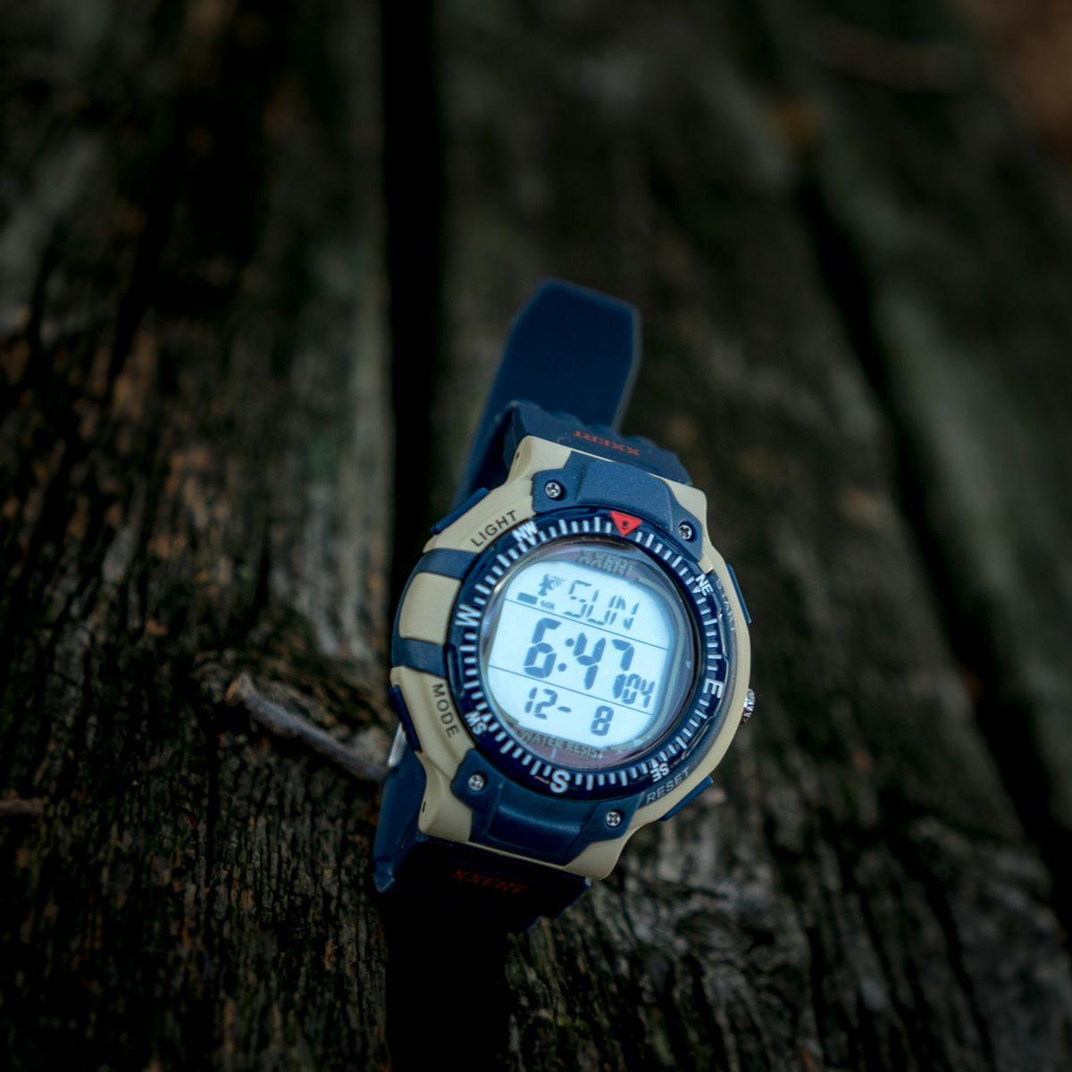 腕時計[XXW-502 NB XXERT電波ソーラーウォッチ]贈り物・ギフト・入学卒業のお祝いに