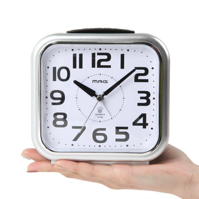 目覚まし時計 アップタイム