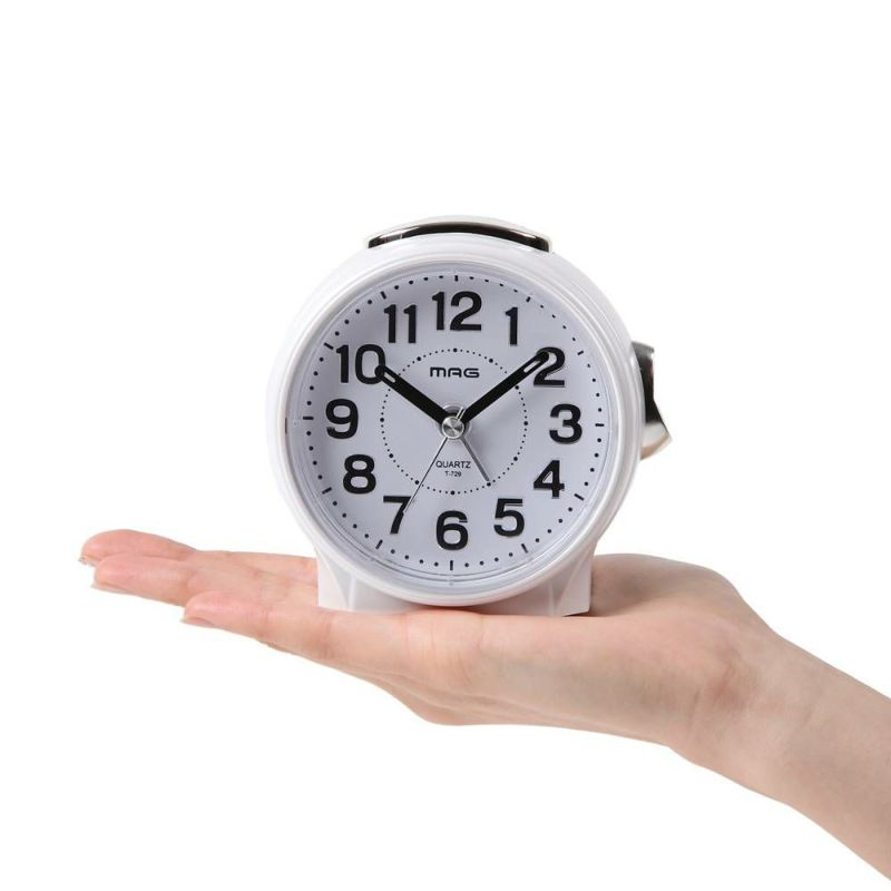 目覚まし時計 ブルーブライト