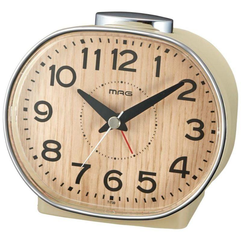 目覚まし時計 ホリー