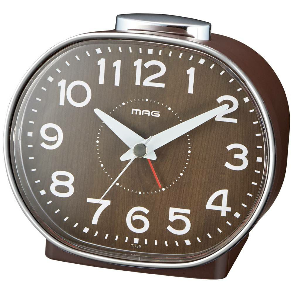 MAG(マグ) 目覚まし時計ホリー T-739