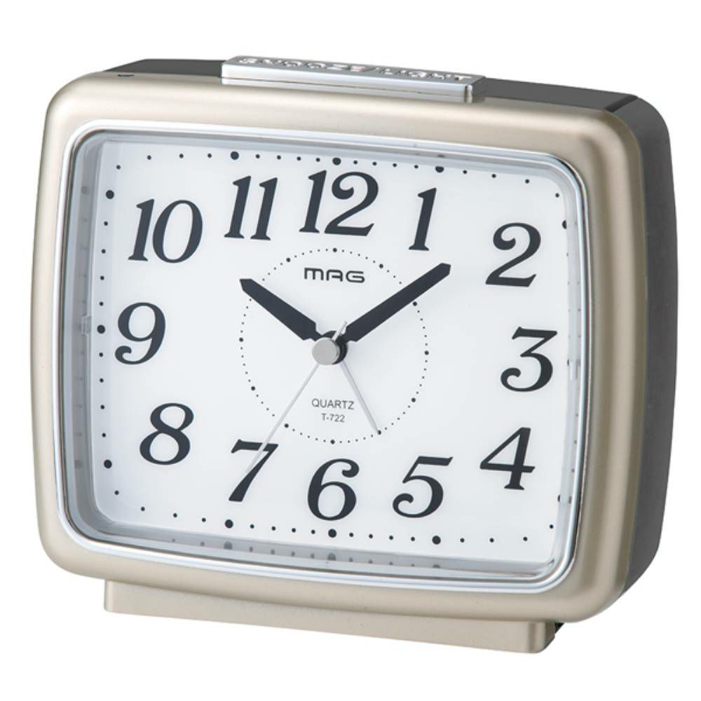 MAG(マグ) 目覚まし時計ブリリア T-722