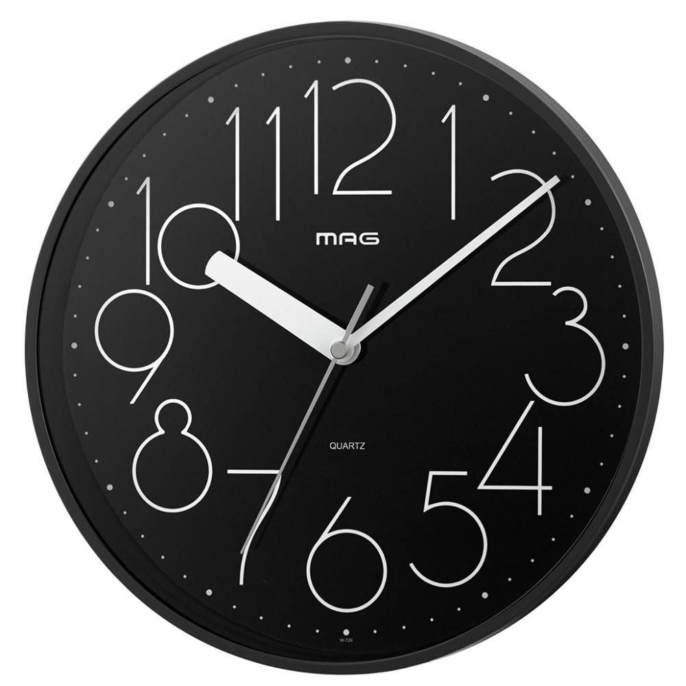 MAG(マグ) 壁掛け時計 五番街(ゴバンガイ) W-729
