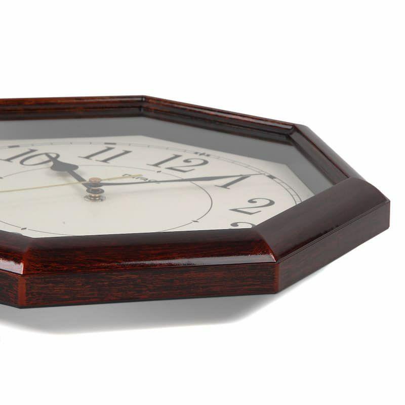 MAG(マグ) 電波壁掛け時計 ネオオクターゴ W-739
