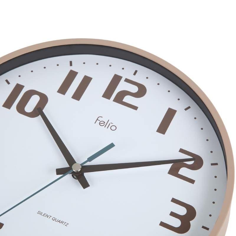 インテリア時計[FEW182_掛時計 チュロス]リビング・子供部屋におすすめ